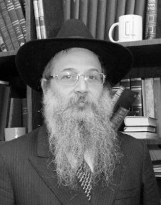 Rabino Chaim Raitport